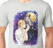 Virgo and the Wolf Unisex T-Shirt