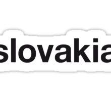 SLOVAKIAN Sticker