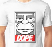 Dope - The Simpsons Unisex T-Shirt