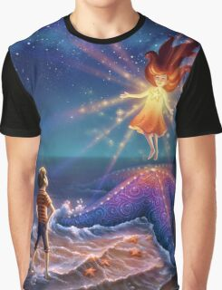 Starfish Shore Graphic T-Shirt