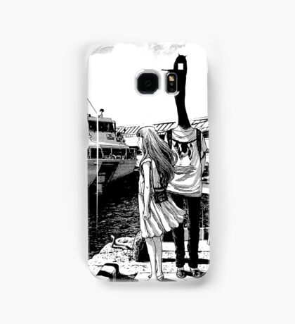 Punpun - By the Sea Samsung Galaxy Case/Skin