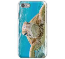 Green Turtle iPhone Case/Skin