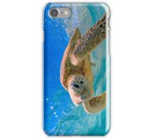 Colourful Turtle  iPhone Case/Skin