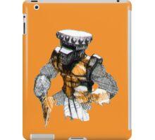 Iron Knight iPad Case/Skin