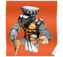 Iron Knight Poster