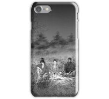 Vagabond - by the fire iPhone Case/Skin