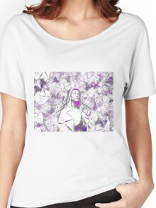 mary hysteria  Women's Relaxed Fit T-Shirt