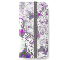 mary hysteria  iPhone Wallet/Case/Skin