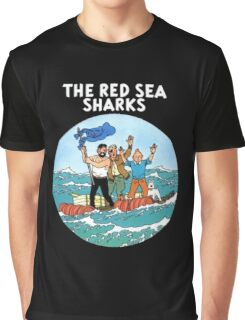tintin and the red sea  Graphic T-Shirt