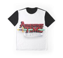 Time Adventure Graphic T-Shirt