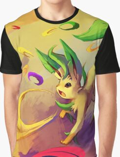 Leaffy Graphic T-Shirt