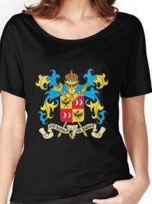 tintin sildavia Women's Relaxed Fit T-Shirt