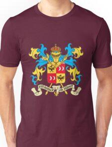 tintin sildavia Unisex T-Shirt
