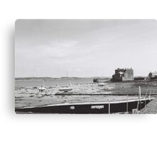 Blackness Castle Canvas Print