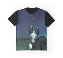 Night time Graphic T-Shirt