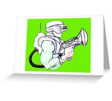 EyeClops Greeting Card