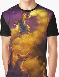 Sand Wizard Graphic T-Shirt