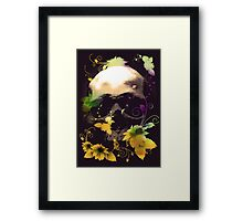 Beautiful Mourning Framed Print