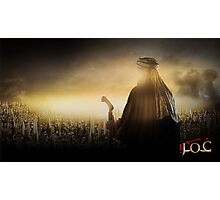 Omar Ibn Alkhattab Photographic Print