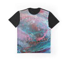 Cosmic Swirl Graphic T-Shirt