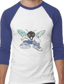 Micromax Men's Baseball ¾ T-Shirt