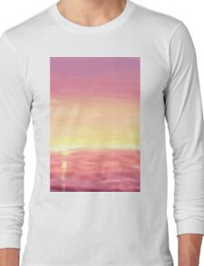 sun water Long Sleeve T-Shirt