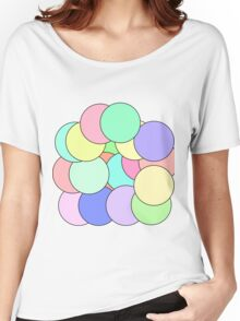 Colorfull Life Black Edition Women's Relaxed Fit T-Shirt