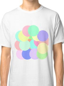 Colorfull Life Candy Edition Classic T-Shirt