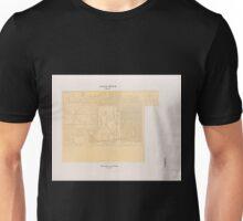 0226 Dynastie V Pyramiden von Giseh Jîzah Grab 27 Unisex T-Shirt