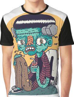Little Frankenstein Graphic T-Shirt