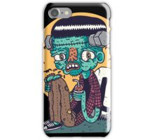 Little Frankenstein iPhone Case/Skin