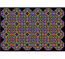 Pixel Puke No.3 Photographic Print