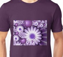 Falling in Love Fantasy Fractal Art Unisex T-Shirt