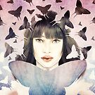The Time of Butterflies by Paula Belle Flores