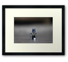 Wounded Framed Print