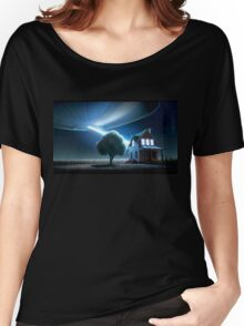Abductee Home  Women's Relaxed Fit T-Shirt