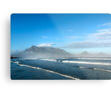 Early Morning Table Mountain, Cape Town Metal Print