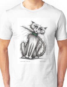 Scratcher the cat Unisex T-Shirt