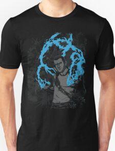 inFAMOUS2 Cole Ink  T-Shirt