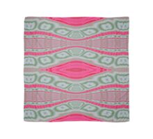 Wavy Design - Abstract Scarf