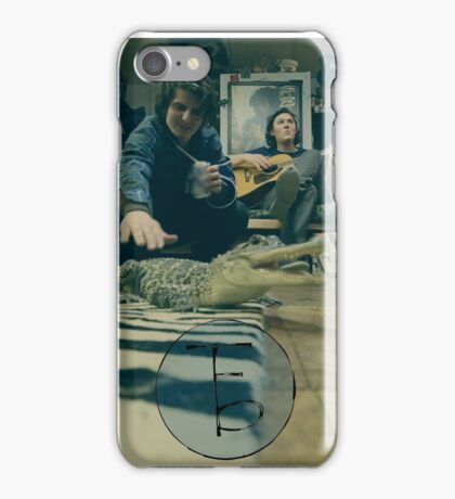 The Front Bottoms - Lizard Phone Case iPhone Case/Skin