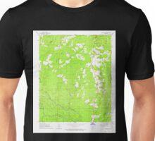 USGS TOPO Map Arkansas AR Millerville 259101 1964 24000 Unisex T-Shirt