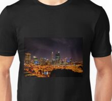 Perth from Kings Park Unisex T-Shirt