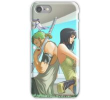 Zoro & Nico Robin iPhone Case/Skin