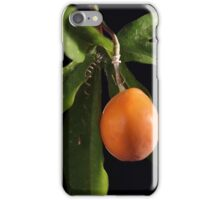 Passion fruit. iPhone Case/Skin