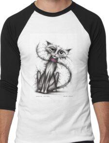 Sardine the cat Men's Baseball ¾ T-Shirt