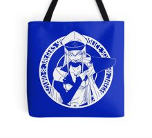 Jaegers Special Police Squad - White Tote Bag