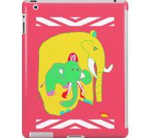 Cradled iPad Case/Skin