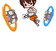 Chell by pikabang