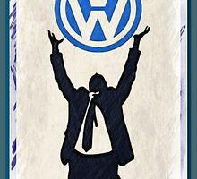 VW Prayer by Sharon Poulton